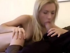 Young girl fellatio for old guy