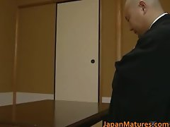 Japanese mature lady is in for some hot part6
