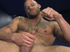 Derek parker does some solo insertion