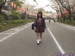 Free jav of Mikan Cute Asian student part5