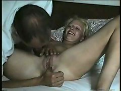 Teen pussy licked by old fuck 1