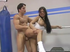 Alexis Amore loves getting her moist snatch slammed