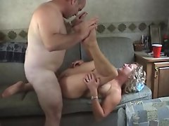 Randy amateur loves getting fucked hard and rough