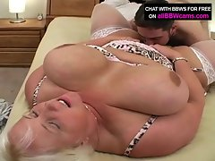 BBW gets fucked big time plumper ass 1