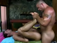 Gay straight ass fuck seduction