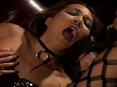Extreme hardcore sex-the two horny babe toying to each other in pussy