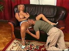 Milf and her quest for cock concludes with sex