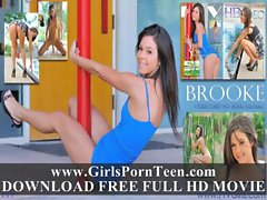 Brooke amateur sexy teen gorgeous busty full movies