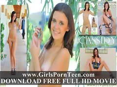 Cassidy sexy and cute girl full movies