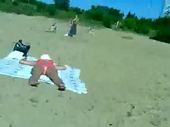 rus Public Masturb BEACHCUM GIRL 8