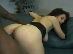 Mature slut for black cock.