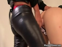 Mega big melons Nessa Devil gets her fat dick