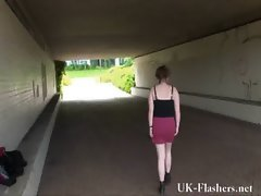 Big beautiful woman amateur young lady Charlies public nudity and masturbation outdoors in parks