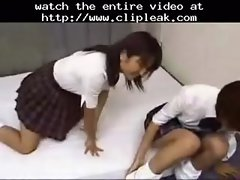 Attractive Seductive japanese Lezzies 8b Uncensored