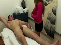 This asian masseuse is worth every penny he will pay