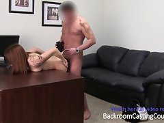 Sneaky Creampie and Backdoor Casting
