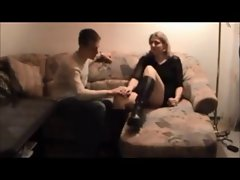 Attractive mum banged on hidden cam