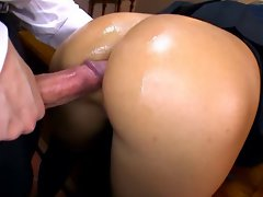 Sensual Schoolgirl Gets Screwed by Her Teachers (GZH)
